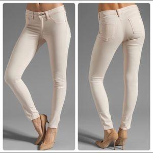 Rag & Bone Mid Rise Ultra Skinny Legging Jeans